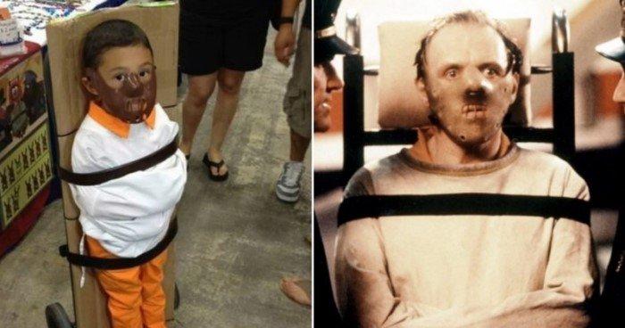 Самые странные костюмы для детей