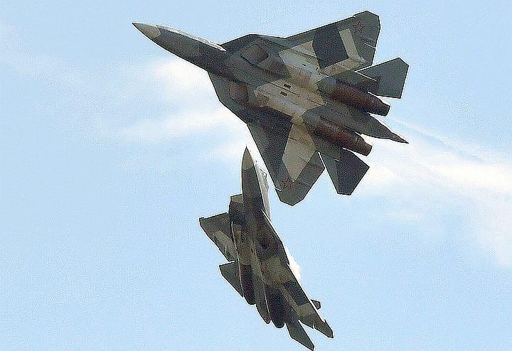 Российский истребитель пятого поколения получил имя