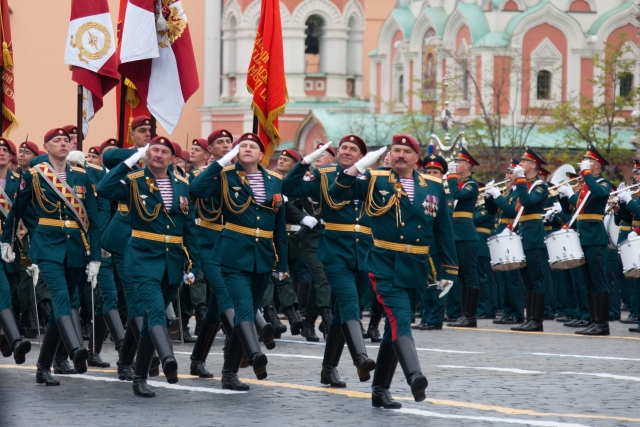 Росгвардия вернет себе Красное Знамя и имя Дзержинского