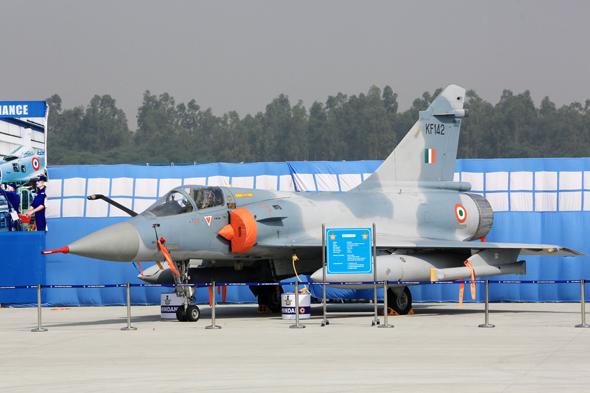 Программа модернизации истребителей Mirage 2000 ВВС Индии под угрозой