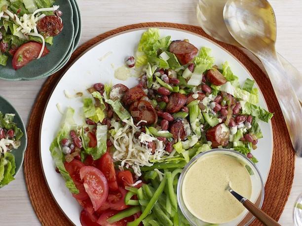 5 быстрых ужинов с колбасками и сосисками