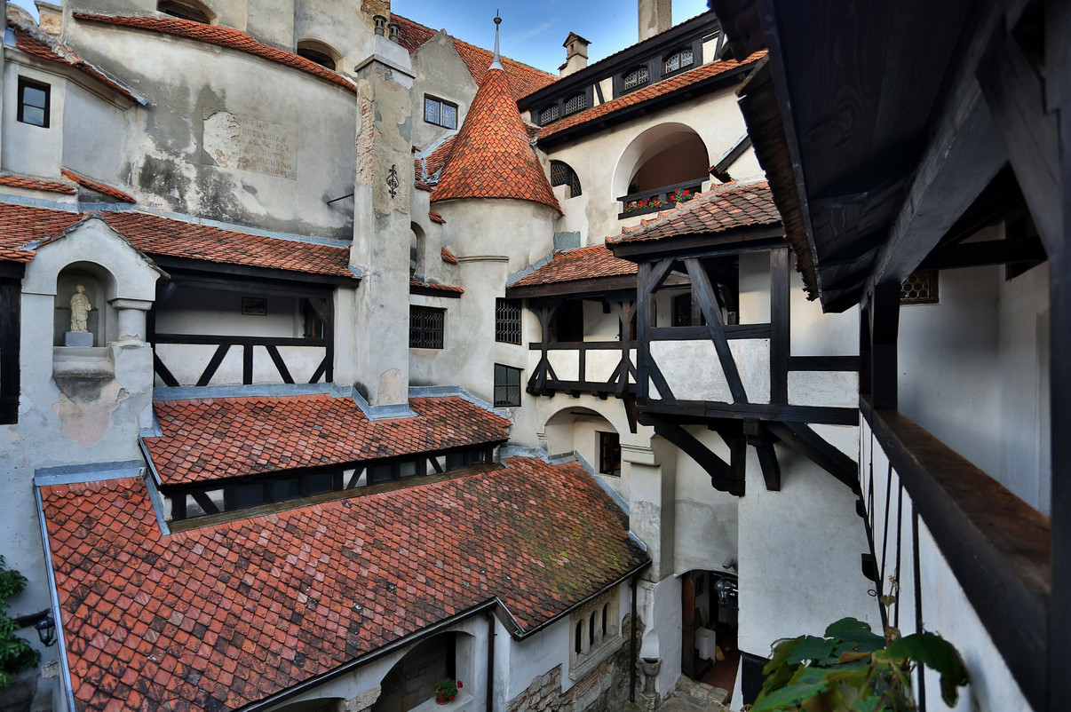 Замок Дракулы: визитная карточка Трансильвании