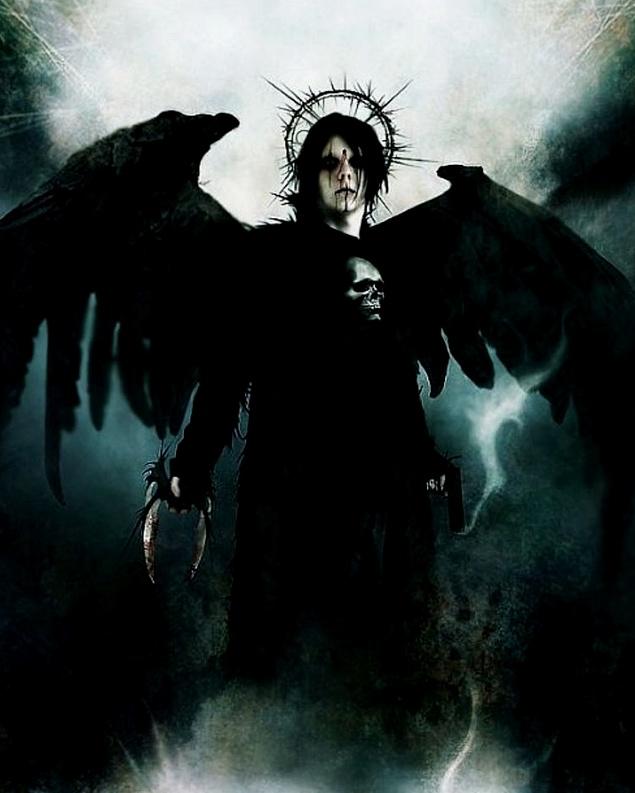 Ангел тьмы картинка