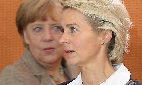 Германия обвинила Россию за …