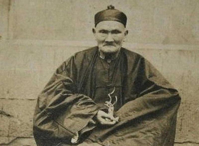 256 лет жизни китайского травника