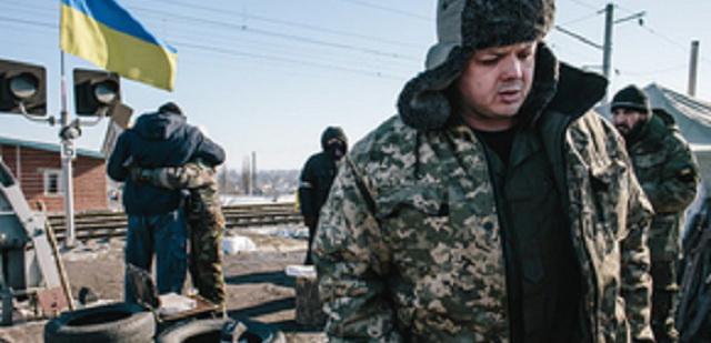 Неожиданная зрада: У Яроша выступили против блокады Донбасса и назвали ее «попыткой продолжения Майдана»