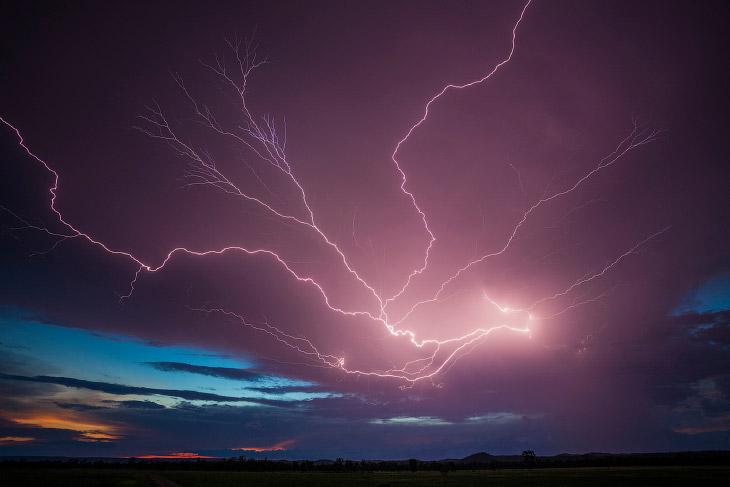 Удивительная молния