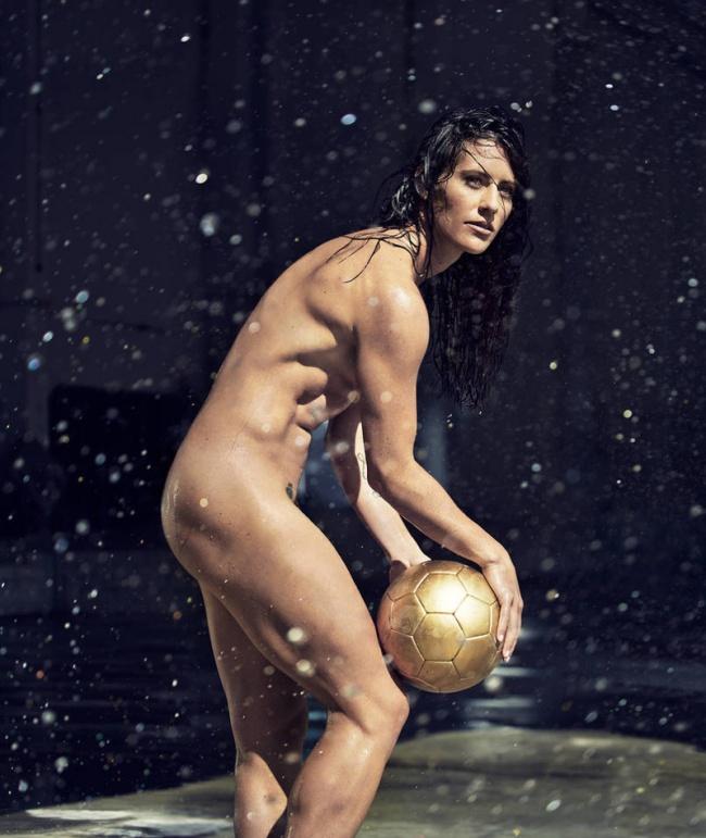 Красота и совершенство атлетического тела