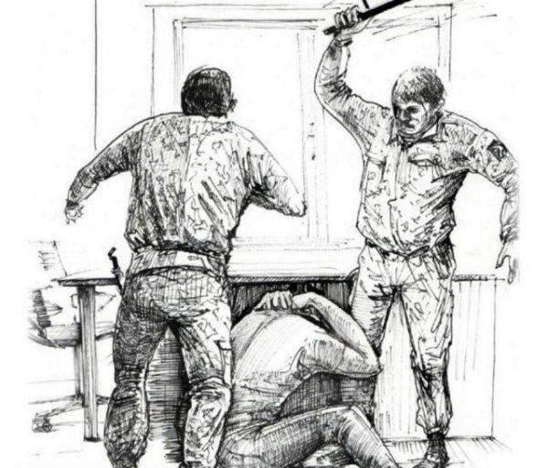Исповедь в плену