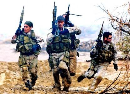 Как погиб элитный отряд британского спецназа SAS в Сирии