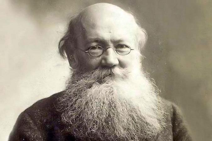 Современные мысли русского анархиста Петра Кропоткина