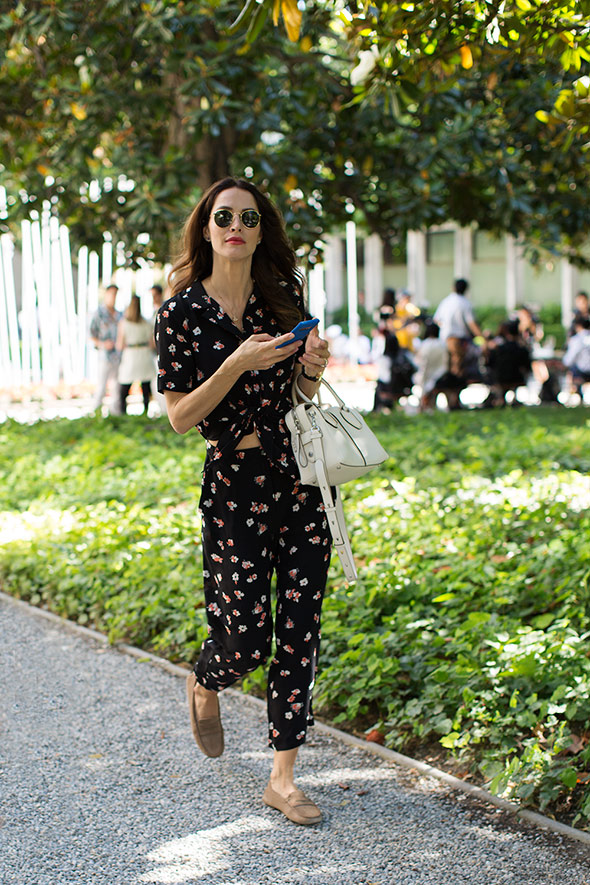 On the Street… Milan (of course)