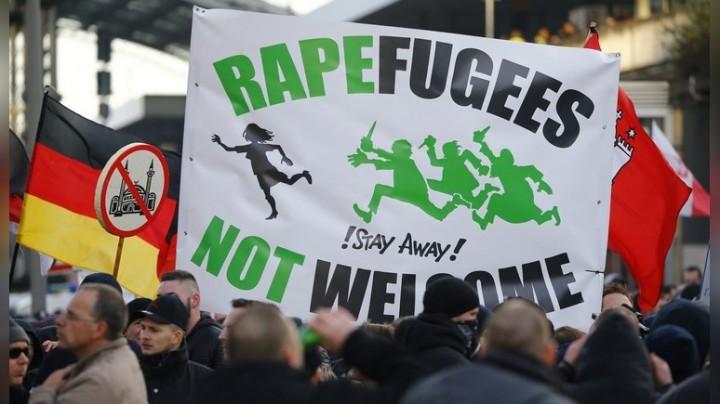 Клиника: Путин и Асад заставляют мигрантов насиловать немецких женщин