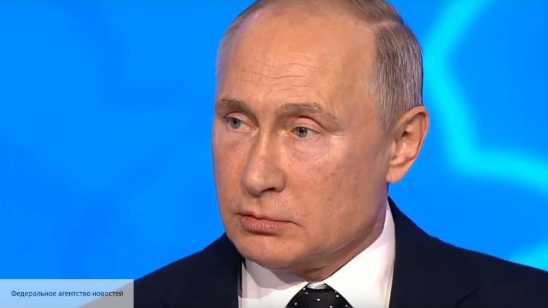 В Кремле рассказали, что Пут…