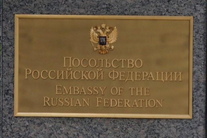 Посольство России обратится в госдеп США за разъяснениями по поводу публикации о «шпионаже»