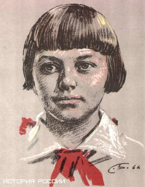 Как маленькая девочка отравила 100 немцев во время войны