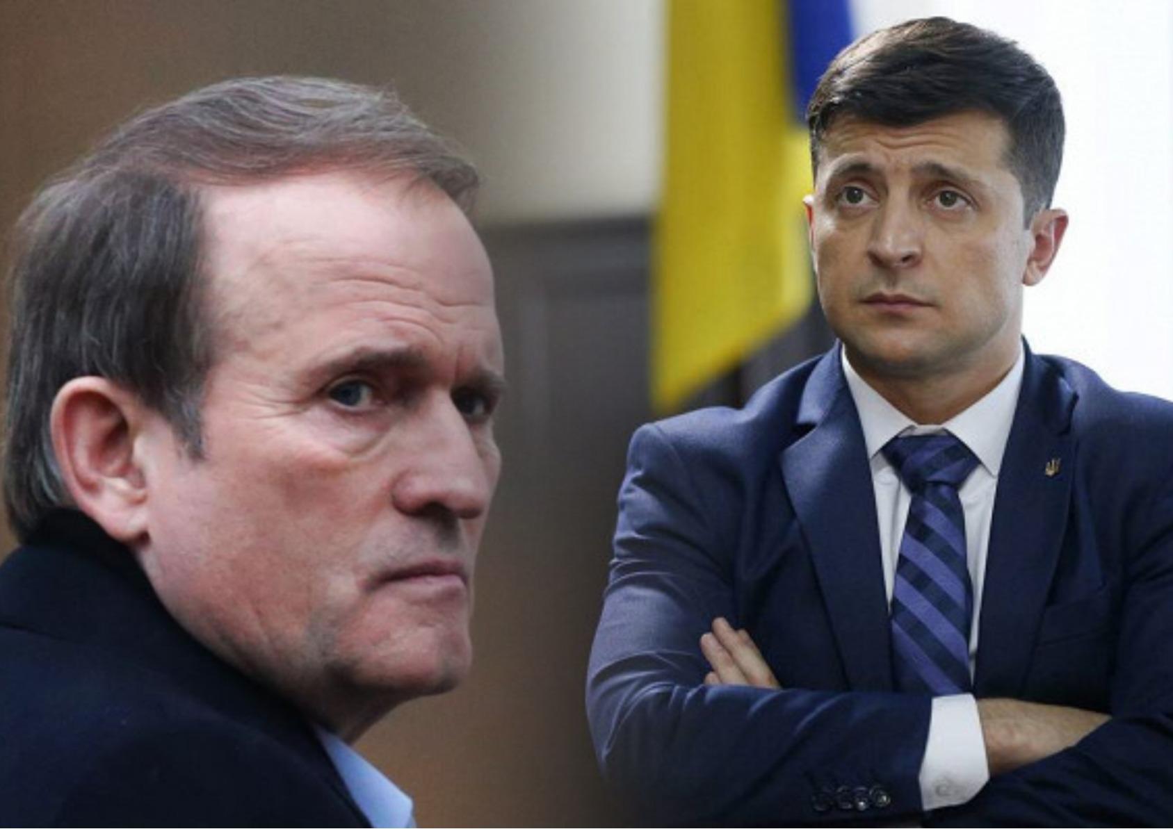 Пророссийский украинский политик дал вызов Зеленскому