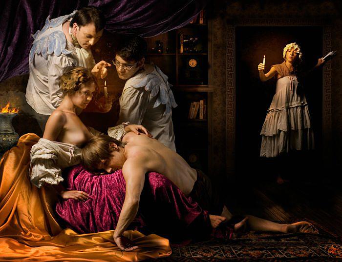 Прав был Шекспир: «Весь мир - театр, а люди в нём - актёры…» или Фото-сюрприз от Герганы Змиичаровой