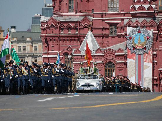 СМИ: ФСБ предотвратила серьезную провокацию на Параде Победы
