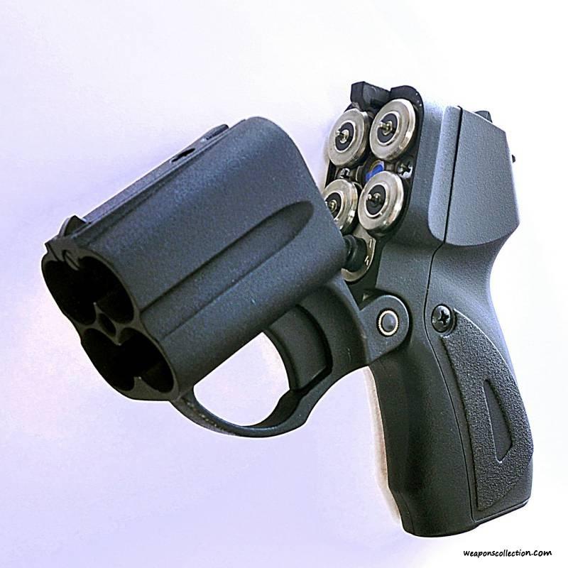 Обзор бесствольного оружия