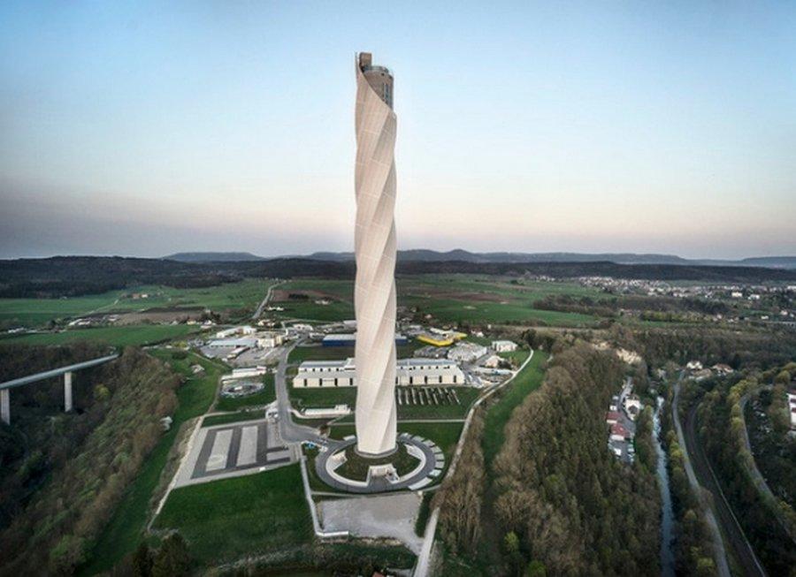 Что это за необычная башня и…