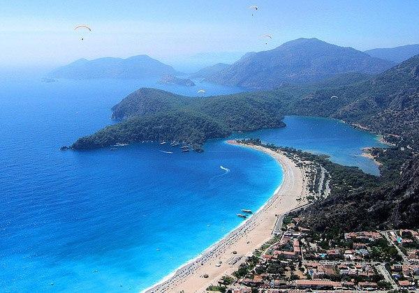 Топ-5 лучших песчаных пляжей Турции