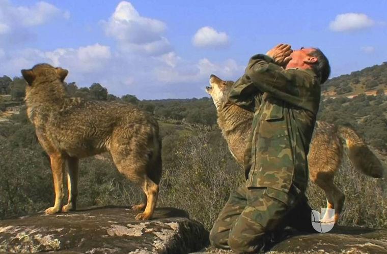 Маугли, проживший 12 лет с волками, рассказал свою историю
