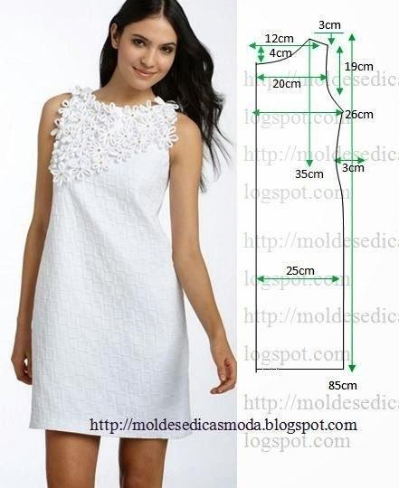 Модели платьев для шитья своими руками