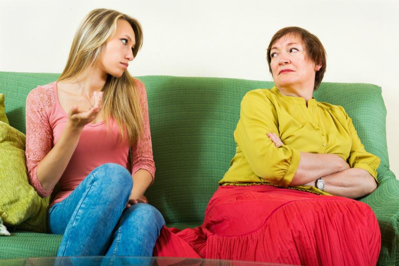 Мама, мне уже тридцать лет! 10 истин, которые тебе пора усвоить
