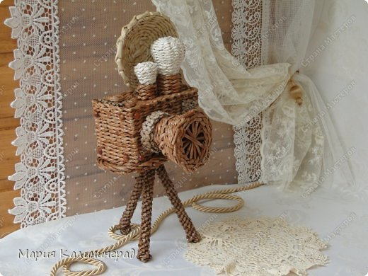 Очень красивые плетенки из газет от Марии Калининград (40) (520x390, 182Kb)