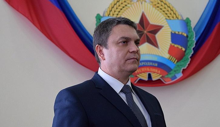 Новый глава ЛНР: Курс неизменен. Украина – агрессор. С Россией — союз