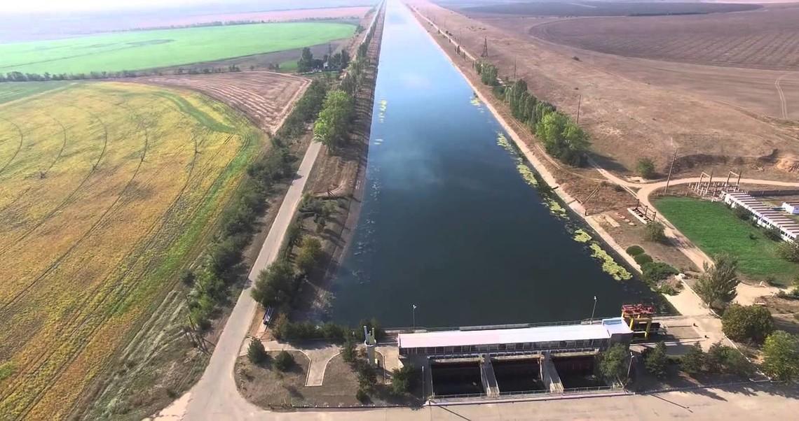 В РФ нашли способ наполнить Северо-Крымский канал