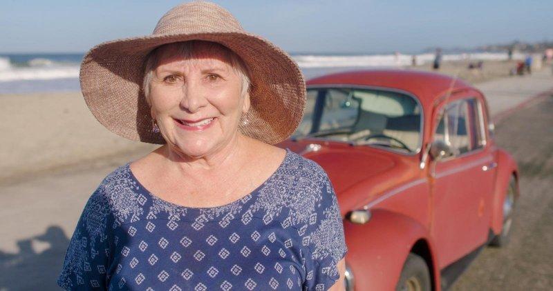 Volkswagen бесплатно отреставрировал Beetle, которым женщина владеет больше 50 лет