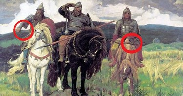 5 известнейших картин из Третьяковской галереи, тайны которых знают единицы