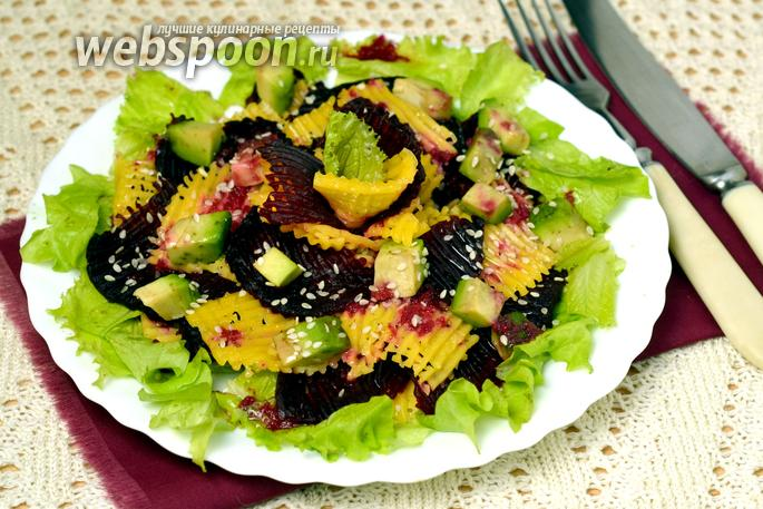 Салат из свёклы с сыром рецепт с