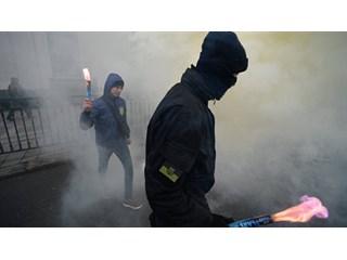 Намайданили: украинская власть, олигархи и нацисты четыре года спустя