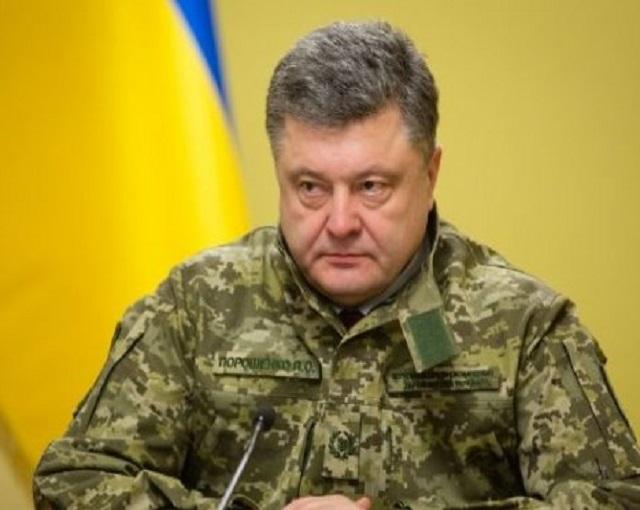 Порошенко признался, что Украина навсегда потеряла Донбасс