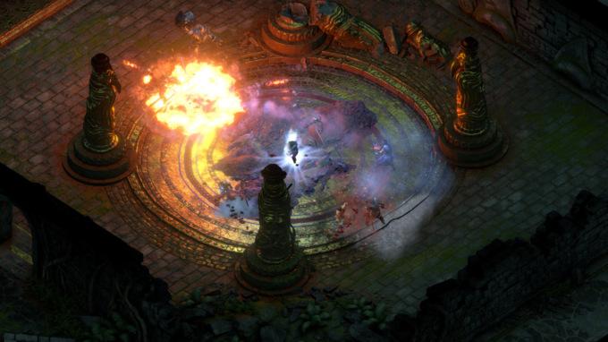 Pillars of Eternity II можно пройти за 15 минут