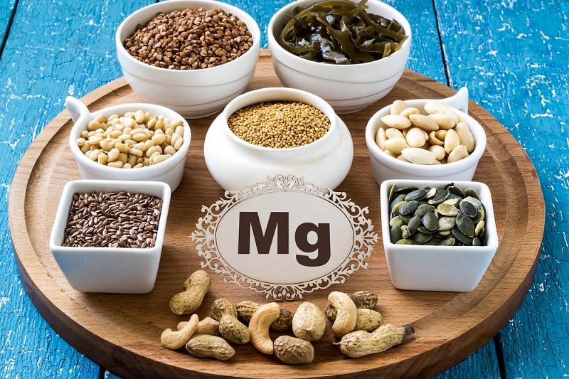 Список продуктов с высоким содержанием магния