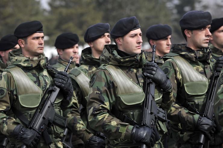 Косово создаёт «армию неосуж…