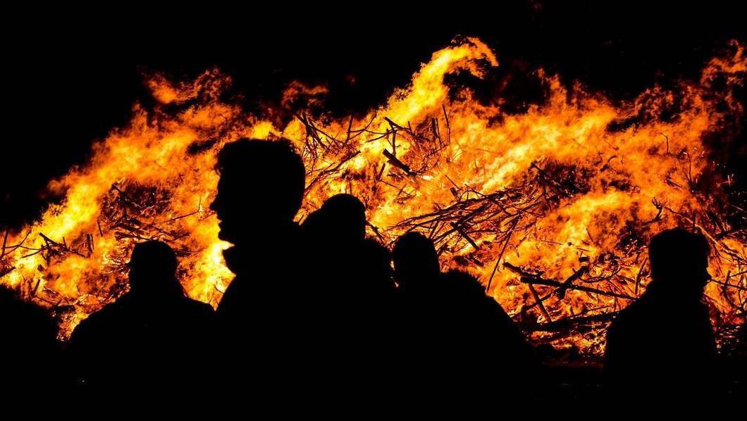 Мировой пожар в крови: «Желт…