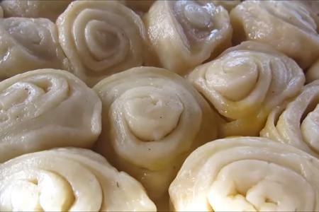 Сразу влюбилась, хотя готовлю первый раз / немецкие штрудли - тесто на кефире: фото шаг 8