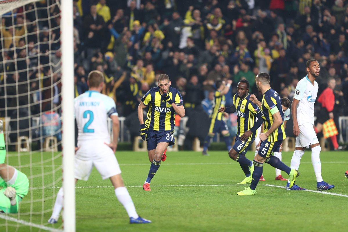 Новички Семака, неудачный пенальти Мака. «Зенит» проиграл в Стамбуле