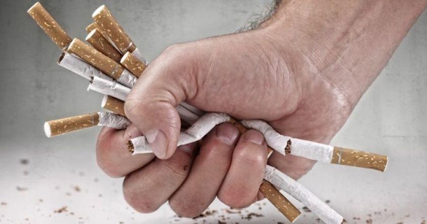 Вот, что произойдет с вашим телом, как только вы бросите курить