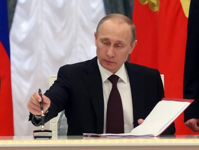 СРОЧНО: Путин перенёс столиц…