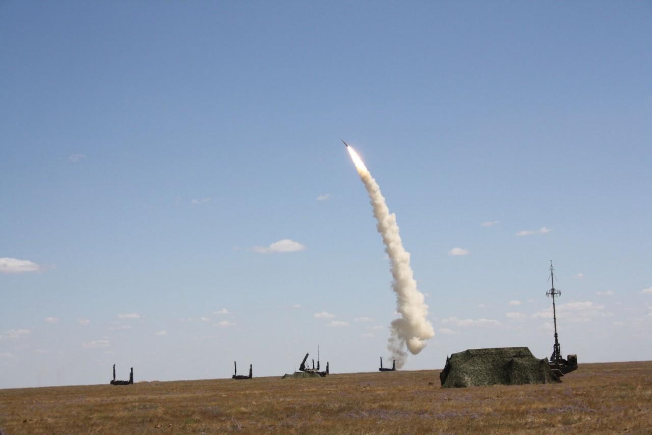 Россия продолжает наращивать ракетную мощь