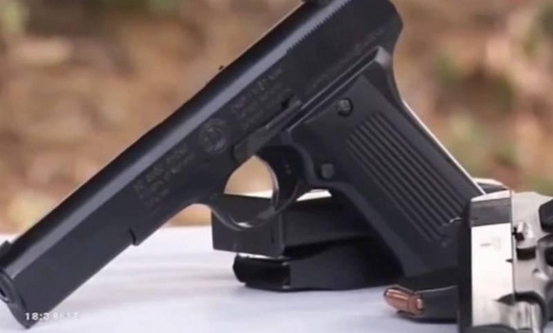 Вьетнам продолжает серийный выпуск копии советского пистолета ТТ