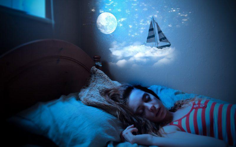 В какое время нужно лечь спать, чтоб встать на работу бодрым?