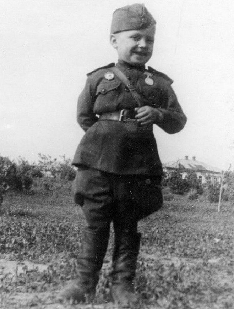Один из героев Победы: самый юный солдат Великой Отечественной