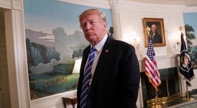 Трамп занял последнее место в историческом рейтинге президентов США